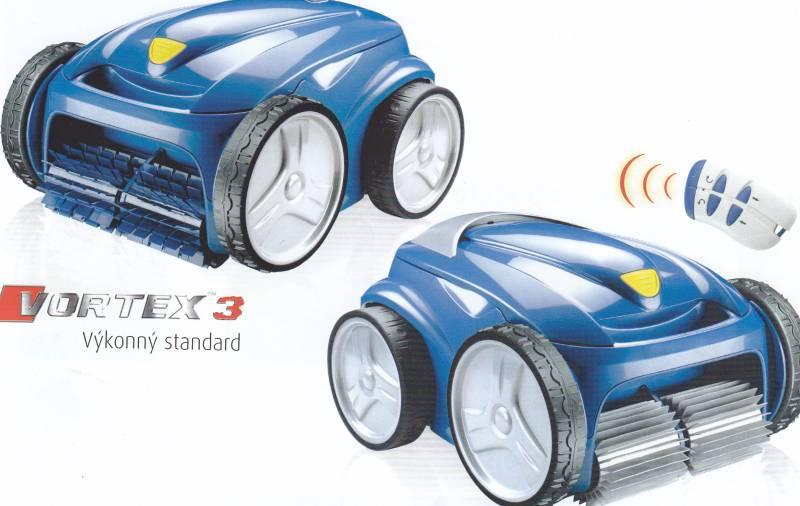Automatický vysavač Vortex RV5550 4WD Zodiac