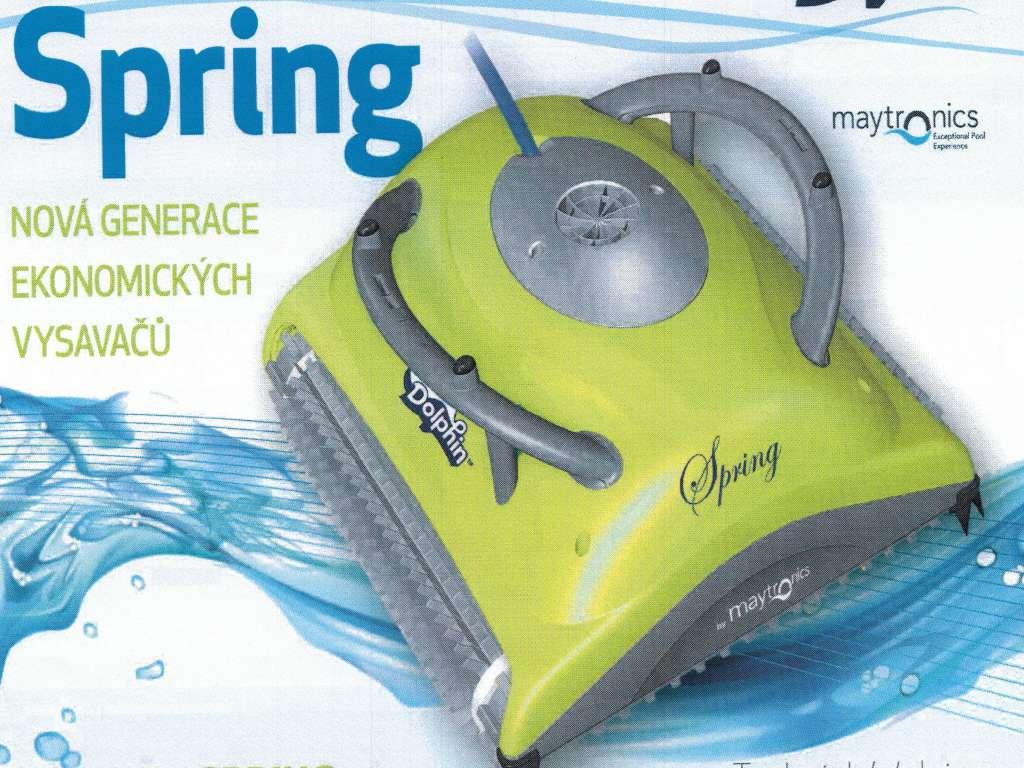 Automatický vysavač Dolphin Spring