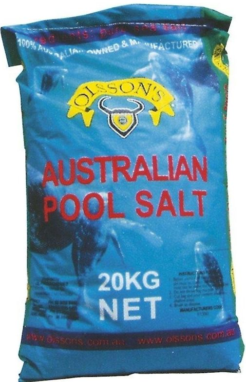 bazénová sůl mořská 20 kg