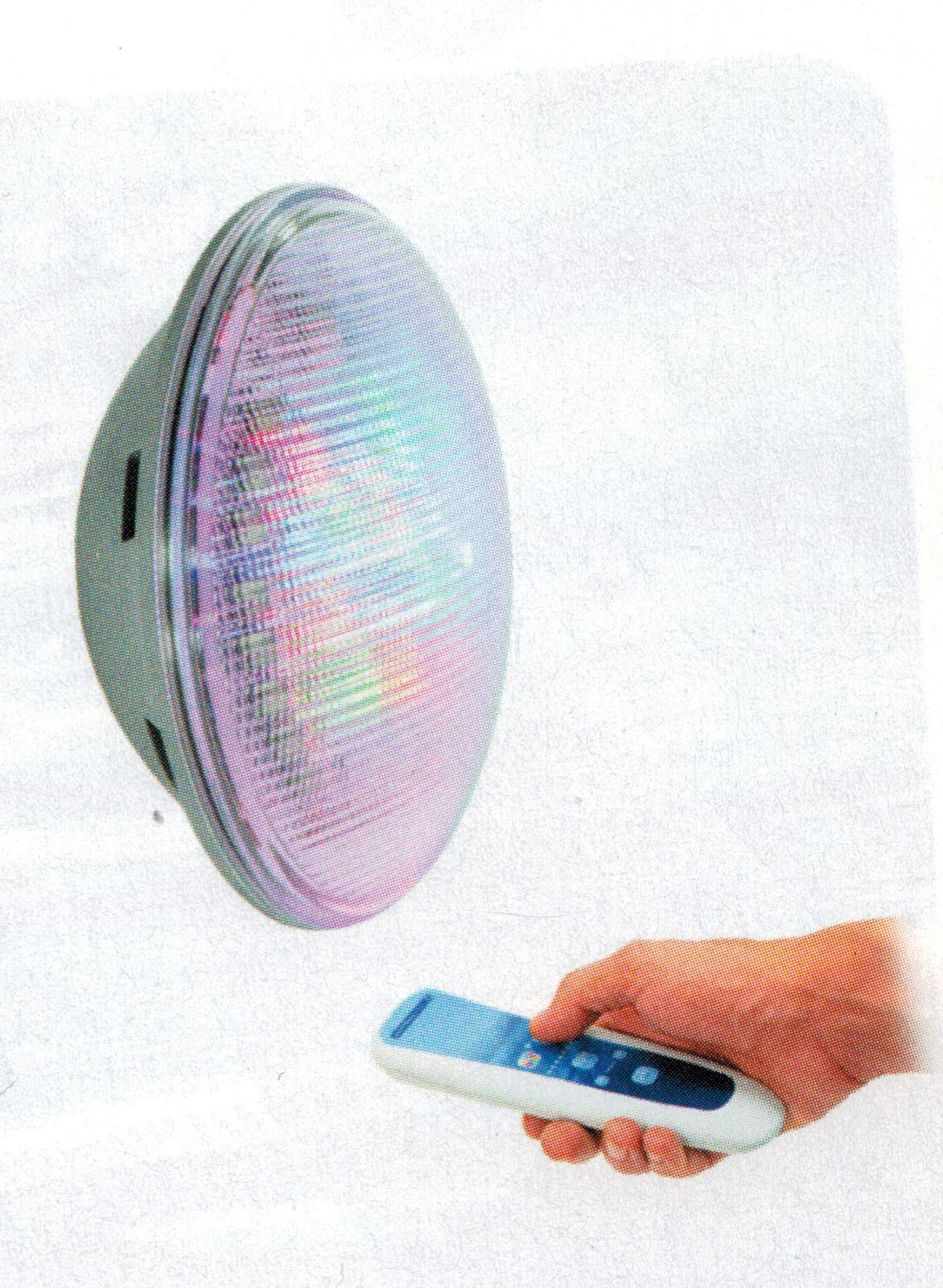 Bazénová žárovka LED RGB DO