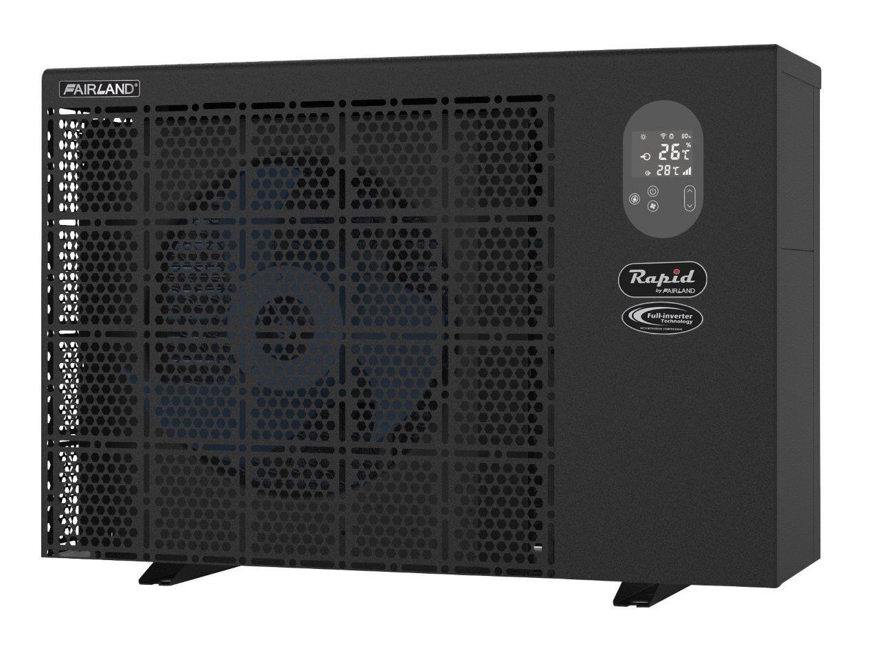 RAPID Inver-X 11,3kW s chlazením