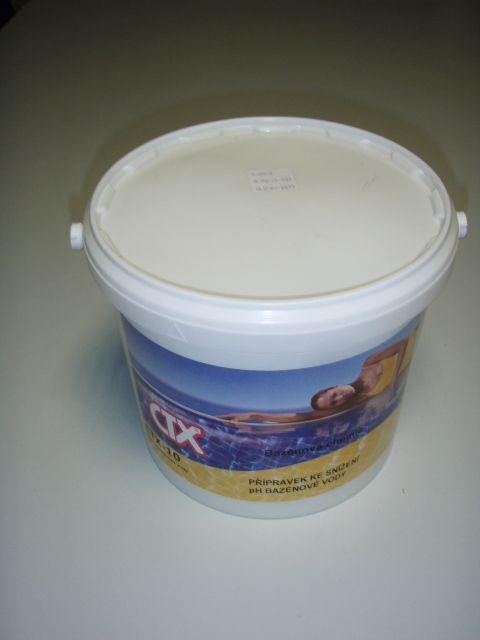 pH mínus CTX 10 7 kg