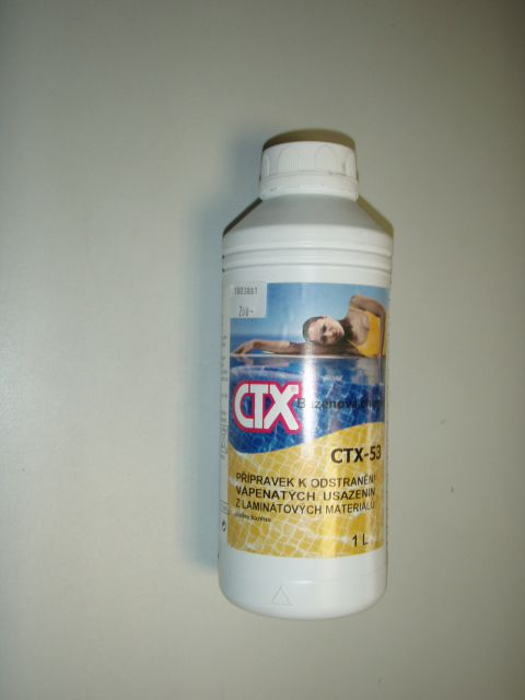 Odstraňovač vápenatých usazenin CTX 52
