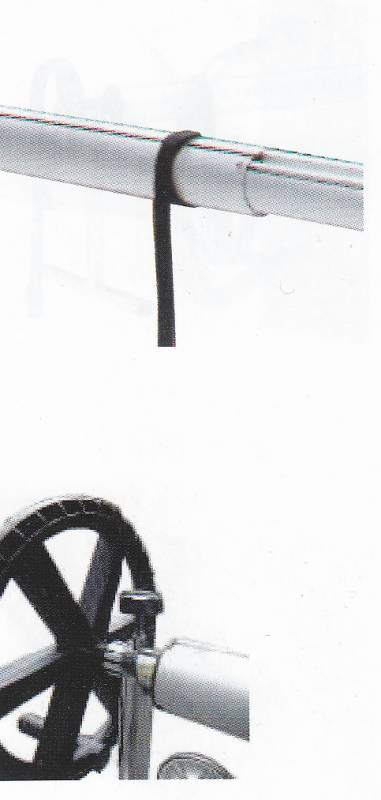 Bazénový naviják ECO 4 - 5,5 m Astralpool